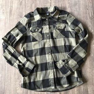Justify Flannel Shirt